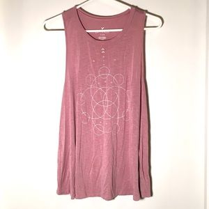 AMERICAN EAGLE OUTFITTERS SOFT N SEXY SWING TANK